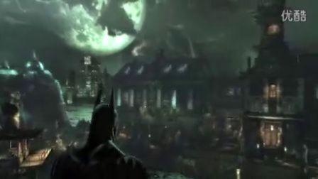 蝙蝠侠阿卡姆疯人院娱乐解说02