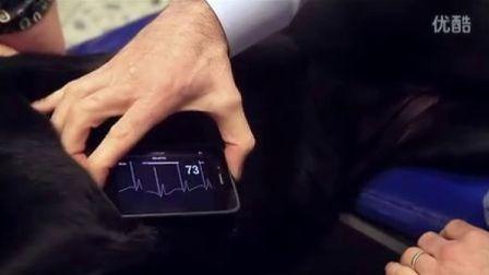 万能的iPhone!这次变身听诊器