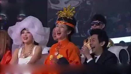 大张伟白凯南奇葩说唱快板, 中英文结合笑到不行