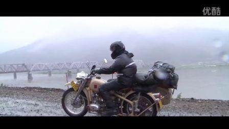 《世界上的另一个我》摩托环球第一程宣传片