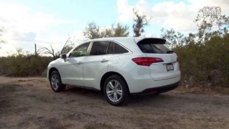 2013款Acura讴歌RDX豪华城市SUV...X3、GLK的强劲对手 外媒试驾