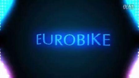 2012欧洲自行车展EUROBIKE SHOW自行车展示技术—美骑传媒