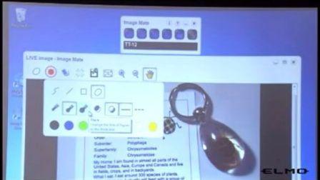 ELMO互动式展台L-12培训视频-5