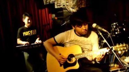 吉他弹唱《再回首》(郝浩涵和林一平)