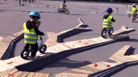 「自行车文化」之WoodCouture自行车儿童乐园