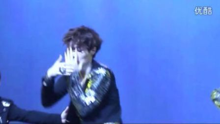 120618天津音乐high客 EXO-M  phoenix LAY focus Preview