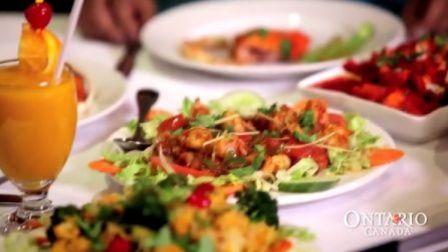 加拿大安大略省--第二集--美食(《环球导游》第一期)