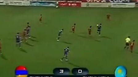 亚美尼亚3-0哈萨克斯坦 2012友谊赛.flv