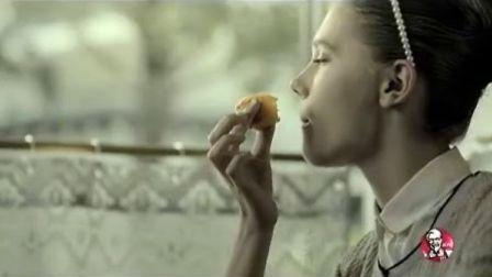 鸡肉蘑菇蛋挞广告