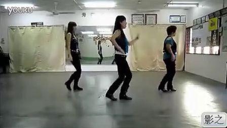 排舞   跳起来(32拍4方向)