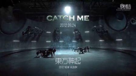 东方神起6辑预告Catch Me_Music Video Teaser