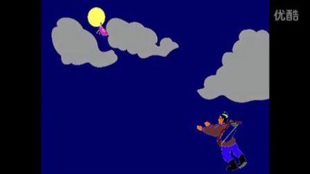【拍客】中秋献礼嫦娥奔月原创动画