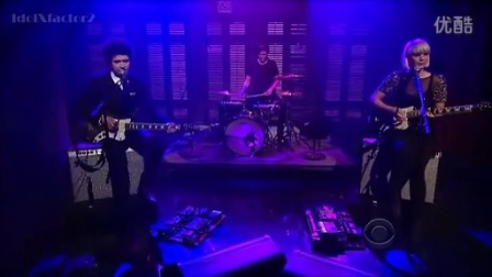 The Raveonettes - She Owns the Streets Letterman