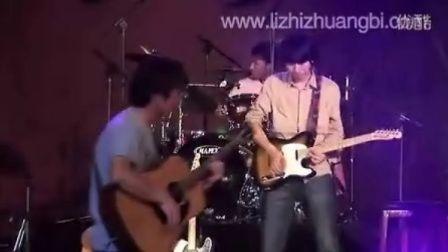 """《被禁忌的游戏2009版》2009年10月16日李志""""我爱南京""""演唱会"""
