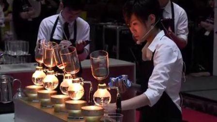 梁海恩 (Accro Coffee)- 香港虹吸式咖啡師大賽 2012 (資格賽)