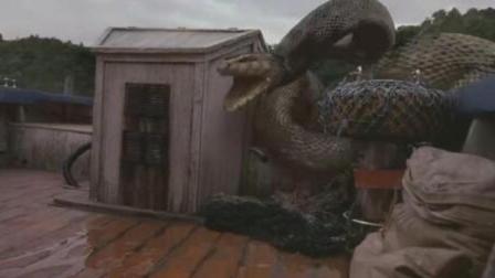 2004年上映的《狂蟒之灾2》, 效果经典, 值得一看
