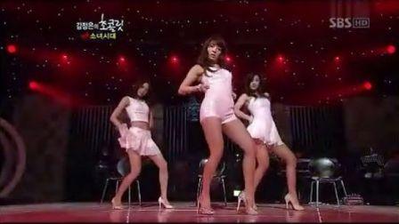 超辣美女白色超短裙美腿狂野热舞