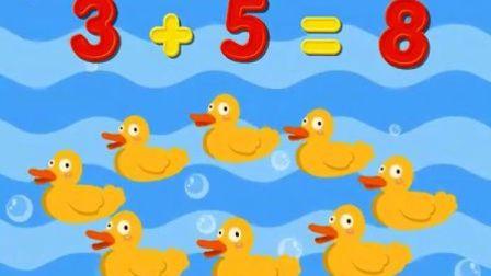 哈利学前班:心算口诀天天练5儿歌(1到5加5)