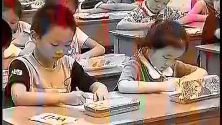 汉语拼音《u的认识》 新课程小学一年级上册语文优质展示示范课名师课堂实录