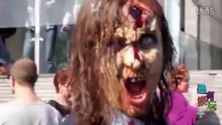 【墨有娱玩】万圣节特别版:墨尔本僵尸游行