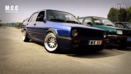 VW MK II of Canton EVENT 2012.11.04  [M.C.C TV]