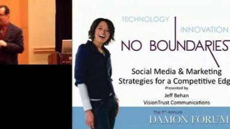2010Damon论坛_社交网络与营销策略