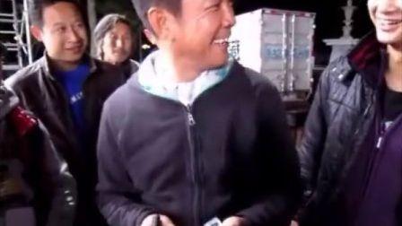 2012.11.10 電視劇十二金錢鏢 上海車墩影視城探班