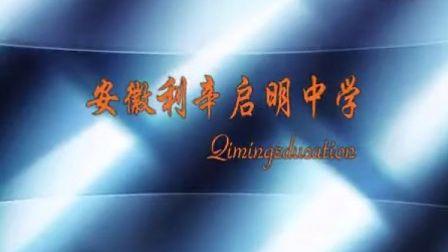 安徽利辛启明中学 古字1号