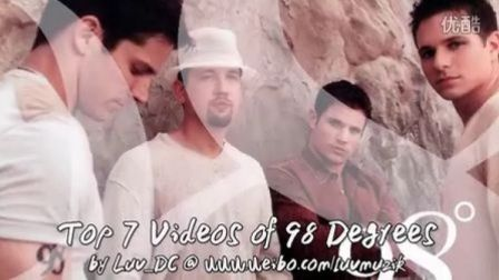 【Luv_DC】Top 7 Music Videos of 98 Degrees
