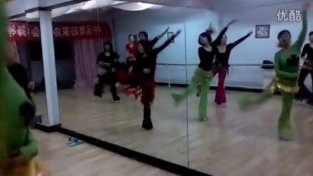 郑州肚皮舞莱拉肚皮舞肚皮舞培训 完整版波斯女王教学视频
