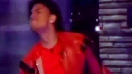 Chris Brown模仿 Michael Jackson 的搞笑节目喜剧
