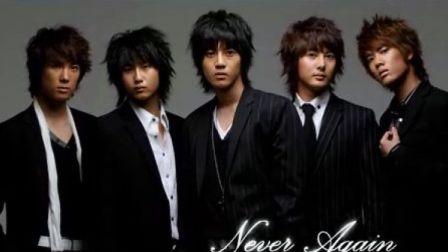 2005.06.23 1st Single - Never Again MV