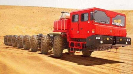 中国最大越野车, 载重80吨, 全球仅四个国家能生产制造