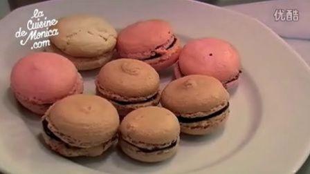 莫妮卡美食厨房 :French Macarons 马卡龙