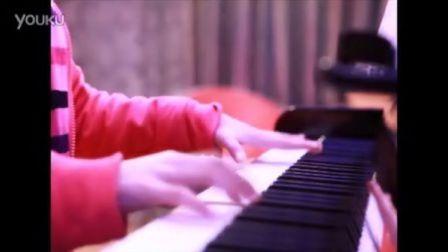 《安妮的仙境》班得瑞 <Annie's Wonderland>  钢琴 121124