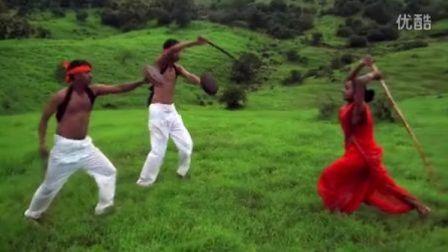 Warrior - Fire Knife  Mardani Khel Hindi Movie