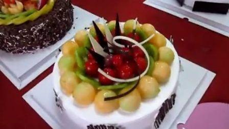 蛋糕制作比赛-----福满家首届蛋糕制作创意大赛作品点评