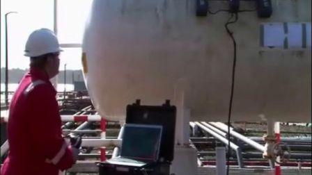 英国银翼公司 Silverwing RMS2 罐壁及管道立体C扫描腐蚀检测