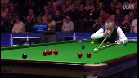 希金斯满分杆 之 2012英国锦标赛