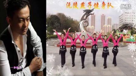 沅陵燕子广场舞《去西藏》(原创新编舞、王艺歌作品、附背面演示)