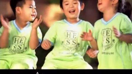"""何嘉仁国际教育集团-2010年广告""""证言篇"""""""
