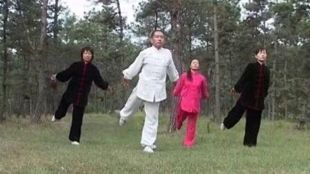 全套五禽戏教学 中华气功协会推荐 音乐口令
