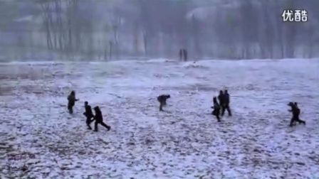 【拍客】河南暴雪山区学子打雪仗实拍