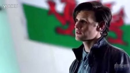Doctor Who带你游览卡迪夫 - Matt Smith(11任Doctor)