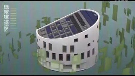 「绿色灯塔」丹麦首个碳中和建筑 (演示动画)