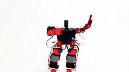 """机器人跳骑马舞航母""""styie""""--博乐机器人表演[www.boole-tech.com]"""