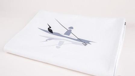太微文化 风水门帘 伸缩杆的使用方法