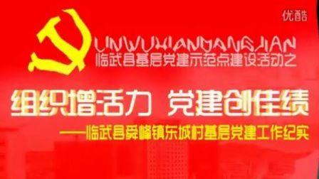 东城村基层党建示范点建设记录专题片