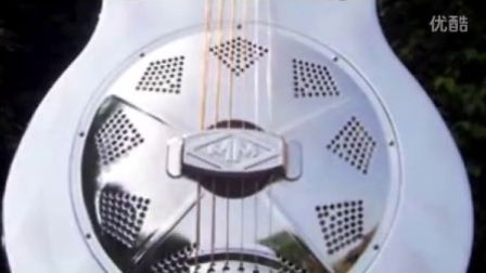 Michael Messer Professional Resonator Guitars