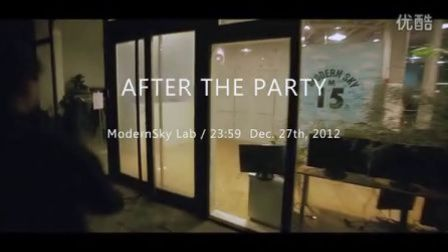 【GSJ制作】After The Party - ModernSky Lab